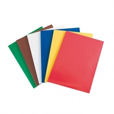 Deska z polietylenu HACCP biała<br />model: 341455<br />producent: Stalgast