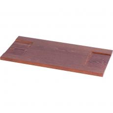 Półka drewniana do kolumny bufetowej<br />model: 815810<br />producent: Stalgast