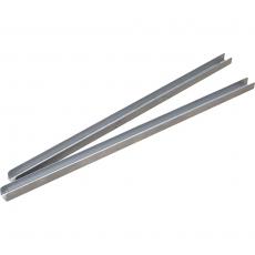 Komplet prowadnic do szafy GN 2/1<br />model: 840644<br />producent: Stalgast