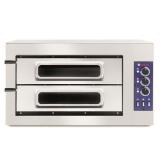 Piec do pizzy BASIC 2-komorowy 2/50 VETRO 226896