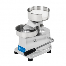 Maszynka do hamburgerów 100mm RCHM-100<br />model: 1222<br />producent: Royal Catering