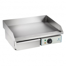 Płyta grillowa elektryczna RCEG-55<br />model: 1250<br />producent: Royal Catering