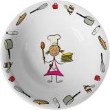 Miseczka porcelanowa przedszkolna na zupę 395952