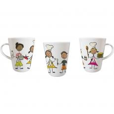 Kubek porcelanowy przedszkolny<br />model: 395953<br />producent: Stalgast