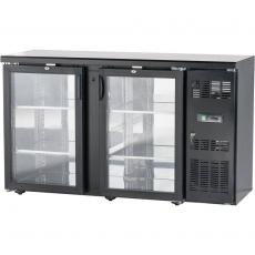 Stół chłodniczy 2-drzwiowy barowy<br />model: 882180<br />producent: Stalgast
