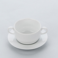 Bulionówka porcelanowa APULIA<br />model: 394052<br />producent: Karolina