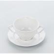 Spodek do bulionówki/filiżanki porcelanowej PRATO 395740