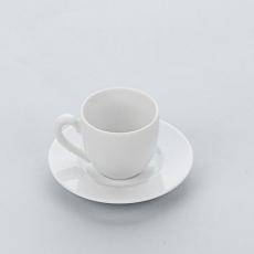 Spodek do filiżanki porcelanowej APULIA<br />model: 394042<br />producent: Stalgast