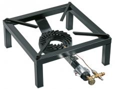 Taboret gazowy żeliwny 1-palnikowy Bartscher<br />model: 1054503<br />producent: Bartscher