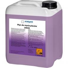 Płyn myjąco-nabłyszczający do pieców UNOX <br />model: 908011<br />producent: Stalgast