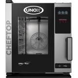 Piec konwekcyjno-parowy elektryczny ChefTop 5 GN 2/3 COMPACT ONE 9000561