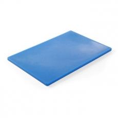 Deska z polietylenu HACCP niebieska<br />model: 825532<br />producent: Hendi