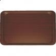 Taca drewniana laminowana GN 1/1 mahoń 414020