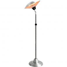 Lampa grzewcza (parasol) regulowaną wysokością<br />model: 692301<br />producent: Stalgast