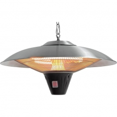 Lampa grzewcza wisząca<br />model: 692311<br />producent: Stalgast