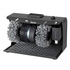Urządzenie do czyszczenia butów<br />model: 120109/W<br />producent: Bartscher