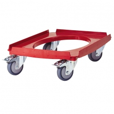 Wózek Camdolly do transportu termosów Cam GoBox<br />model: CD3253EPP/158<br />producent: Cambro