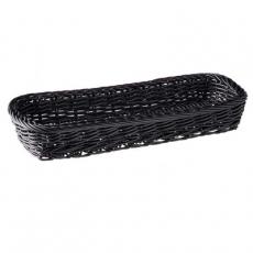Koszyk na sztućce czarny<br />model: 40009<br />producent: APS