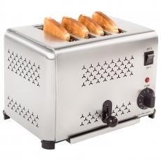 Opiekacz elektryczny - toster RCET-4<br />model: 1264<br />producent: Royal Catering