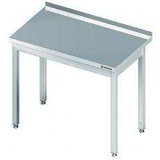 Stół roboczy nierdzewny składany<br />model: 980016080<br />producent: Stalgast