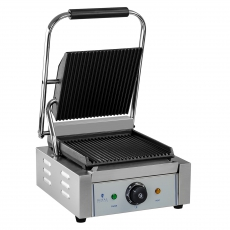 Grill kontaktowy RCCG-1800G<br />model: 10010330<br />producent: Royal Catering
