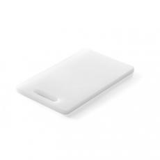Deska z polietylenu biała uniwersalna<br />model: 826348<br />producent: Hendi