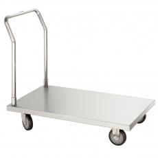 Wózek transportowy platformowy | BARTSCHER 300142<br />model: 300142<br />producent: Bartscher