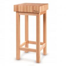 Kloc masarski drewniany<br />model: 506011<br />producent: Hendi