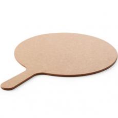 Deska z uchwytem do serwowania pizzy<br />model: 506370<br />producent: Hendi