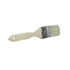 Pędzelek z drewnianym uchwytem<br />model: T-113-208<br />producent: de Buyer