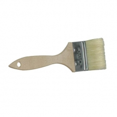 Pędzelek z drewnianym uchwytem<br />model: S-113-210<br />producent: de Buyer