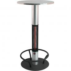 Stolik barowy grzewczy<br />model: 692333<br />producent: Stalgast