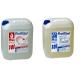 Zestaw płynów do obsługi zmywarek gastronomicznych - średni | ProfiChef PCC-01/010+PCC-02/010