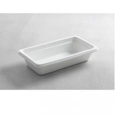 Pojemnik GN 1/3 gł. 6,5 cm porcelanowy biały PROFI LINE<br />model: 783023<br />producent: Hendi