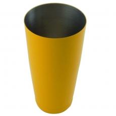 Shaker bostoński obciążony żółty<br />model: T-TB04Y<br />producent: Tom-Gast