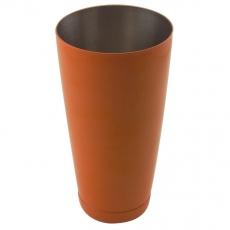 Shaker bostoński obciążony pomarańczowy<br />model: T-TB04O<br />producent: Tom-Gast