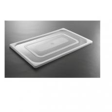 Pokrywka GN 1/6 z białego polipropylenu PROFI LINE<br />model: 880647<br />producent: Hendi