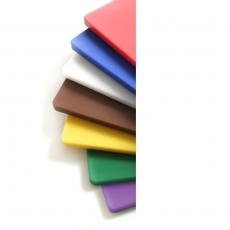 Deska z polietylenu fioletowa HACCP GN 1/1<br />model: 826065<br />producent: Hendi
