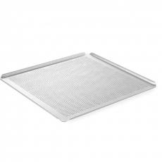 Blacha aluminiowa perforowana GN 2/3<br />model: 808313<br />producent: Hendi