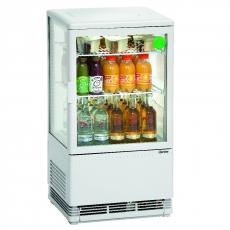 Witryna chłodnicza Mini 58L biała<br />model: 700258G<br />producent: Bartscher