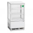 Witryna chłodnicza Mini 58L biała 700258G