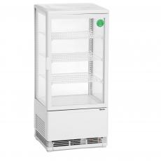 Witryna chłodnicza Mini 78L biała<br />model: 700578G<br />producent: Bartscher
