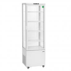 Witryna chłodnicza poj. 235 l<br />model: 700335G<br />producent: Bartscher