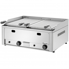 Lawa-grill stołowy 70<br />model: 2006601<br />producent: Bartscher