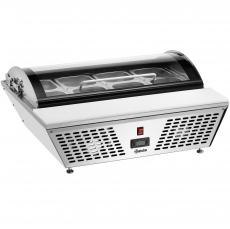 Chłodnicza witryna prezentacyjna 67L<br />model: 700211g<br />producent: Bartscher