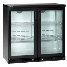 Szafa chłodnicza na butelki 250 l<br />model: 110138<br />producent: Bartscher