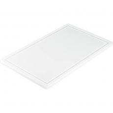 Deska HACCP biała GN 1/1<br />model: 341535<br />producent: Stalgast