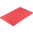 Deska HACCP czerwona GN 1/2 341321
