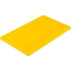 Deska HACCP żółta GN 1/2<br />model: 341323<br />producent: Stalgast