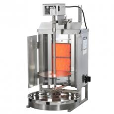 Gyros (kebab) gazowy<br />model: POTIS GD-1<br />producent: Potis